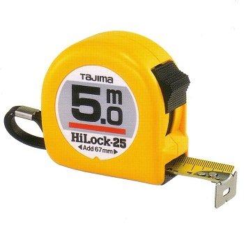 Thước dây bản thép  Tajima Hi lock