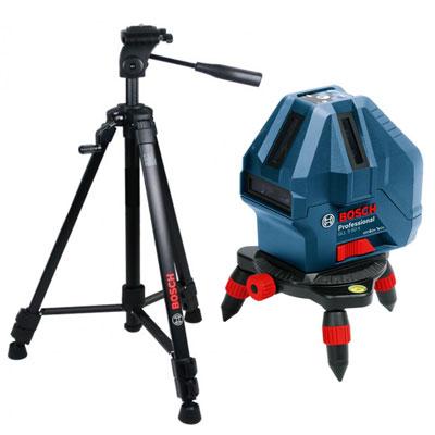 Máy cân mực laser Bosch GLL 5-50X + BT 150 5/8
