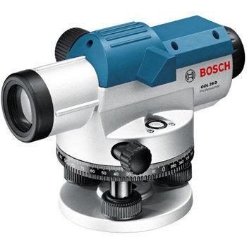 Máy đo khoảng cách quang học 100m Bosch GOL 26D