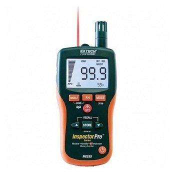 Thiết bị đo độ ẩm kết hợp nhiệt kế hồng ngoại Extech-MO295