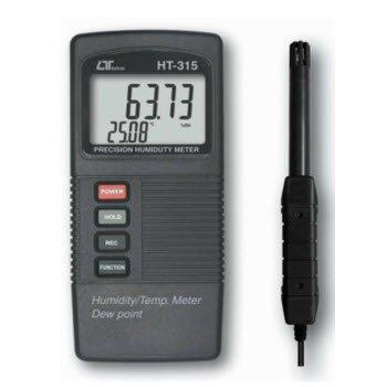 Máy đo độ ẩm không khí Lutron HT-315