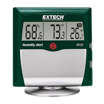 Nhiệt Ẩm Kế Với Cảnh Báo Độ Ẩm Extech - RH30
