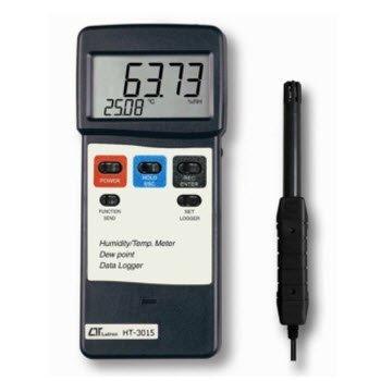 Máy đo độ ẩm không khí Lutron HT-3015