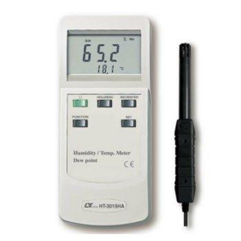 Máy đo độ ẩm không khí Lutron HT-3015HA