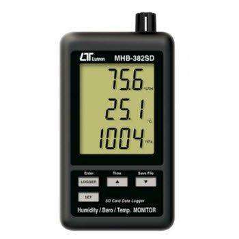 Máy đo độ ẩm không khí Lutron MHB-382SD