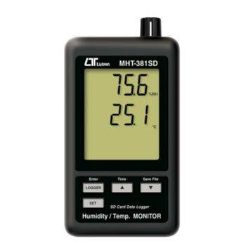 Máy đo độ ẩm không khí Lutron MHT-381SD