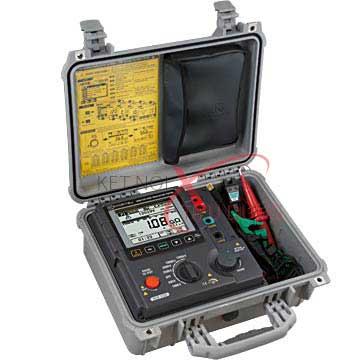 Đồng hồ đo điện trở cách điện Kyoritsu K3128