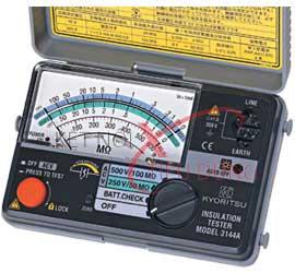 Đồng hồ đo điện trở cách điện Kyoritsu K3146A