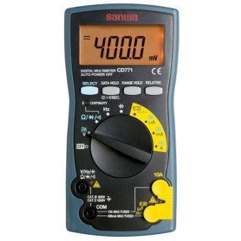 Đồng hồ đo điện vạn năng Sanwa CD771