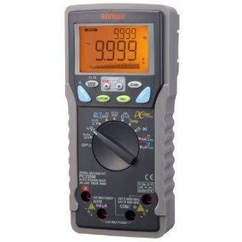 Đồng hồ đo điện vạn năng Sanwa PC720M