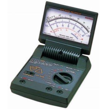 Đồng hồ vạn năng chỉ thị kim Sanwa AU-31