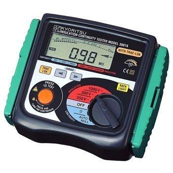 Đồng hồ đo điện trở cách điện Kyoritsu 3007A