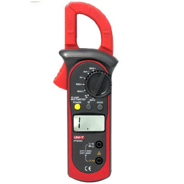 Ampe kìm đo dòng điện AC/DC UNI-T UT200