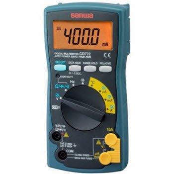 Đồng hồ đo điện vạn năng Sanwa CD772