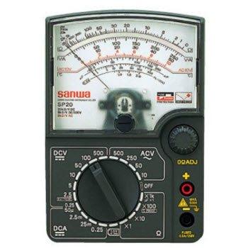 Đồng hồ vạn năng chỉ thị kim Sanwa SP20