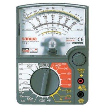 Đồng hồ vạn năng chỉ thị kim Sanwa SP21