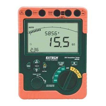 Thiết Bị Đo Điện Trở, Điện Áp Extech - 380396