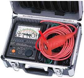 Đồng hồ đo điện trở cách điện Kyoritsu K3124