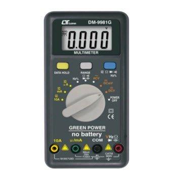 Ampe Kìm Lutron DM-9981G