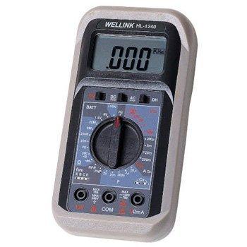 Đồng hồ đo vạn năng Wellink HL-1240