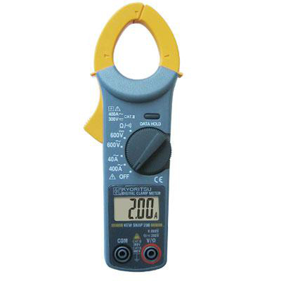 Ampe kìm Kyoritsu KEWSNAP200 (400A,600V)