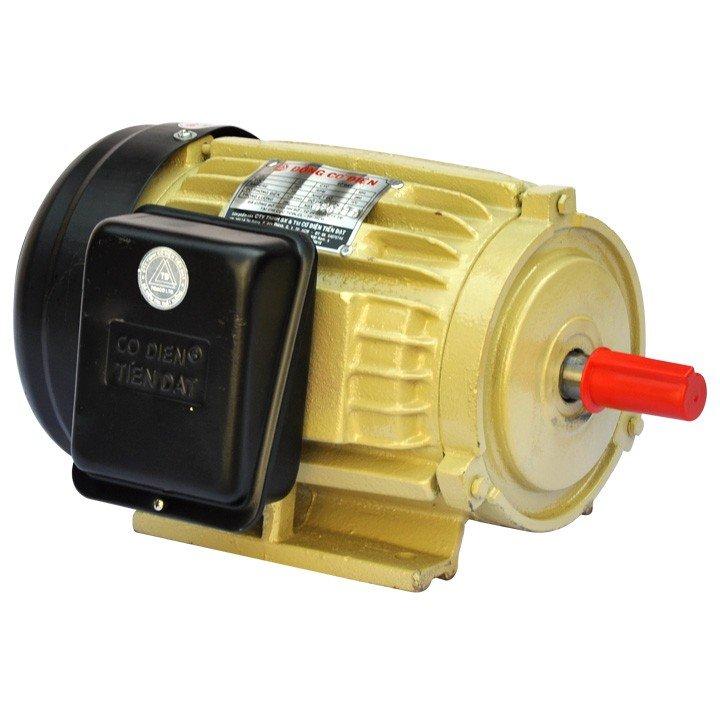 Động cơ điện Tiến Đạt 2.5HP KN-2.5