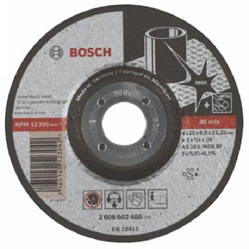 Đá mài Inox Bosch 2608602488 (125mm)