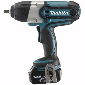 Máy vặn bu lông dùng pin Makita BTW450RFE 18V