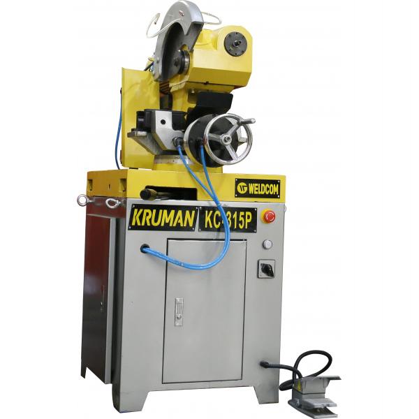 Máy cắt ống bán tự động Kruman KC-315P