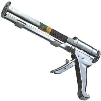 Súng bắn keo Silicone máng Inox Wynns WF0105