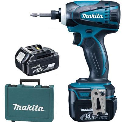 Máy vặn vít dùng pin Makita DTD134RFE 14.4V
