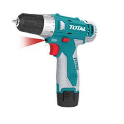 Máy khoan vặn vít dùng pin Li-ion TOTAL TDLI228120-1 12V