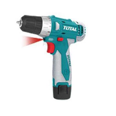 Máy khoan vặn vít dùng pin Li-ion TOTAL TDLI228120 12V