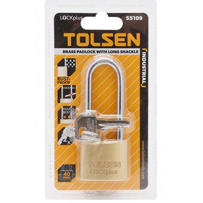 Ổ khóa dài Tolsen 55109 40mm