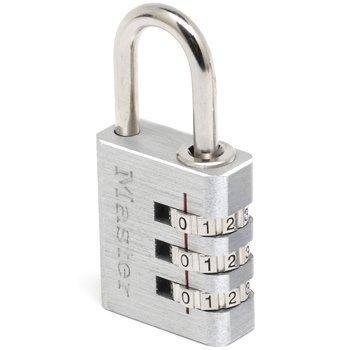 Khóa số thân nhôm Master Lock 7630EURDPHO-CLP