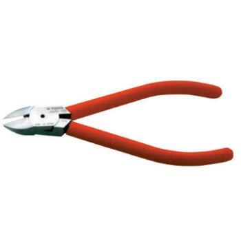 Kìm cắt dây lưỡi cong thép cứng Fujiya 460S-125