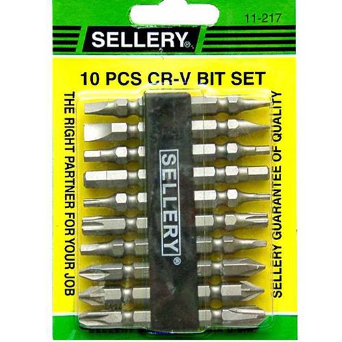 Bộ đầu vít Sellery 11-217