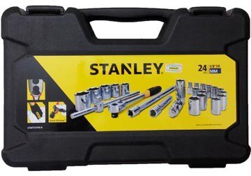 "1/2"" Bộ tuýp 24 chi tiết Stanley STMT72795-8"