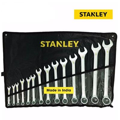 Bộ cờ lê vòng miêng 14 chi tiết Stanley 80-944 8-32 mm