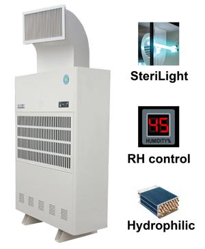 Máy hút ẩm công nghiệp Harison HD-504PS (504l/24h)