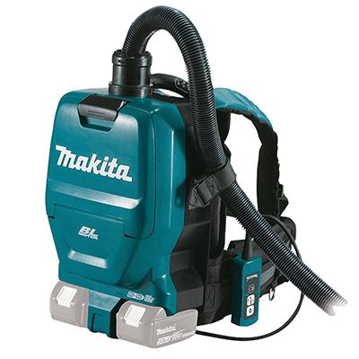 Máy hút bụi đeo vai dùng pin Makita DVC260ZX (Chưa kèm Pin & Sạc)