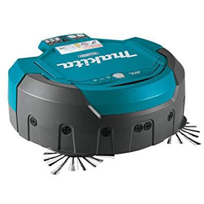Robot hút bụi dùng pin Makita DRC200Z 18V (Chưa kèm Pin & Sạc)