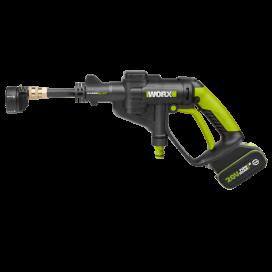 Bộ súng xịt rửa dùng pin 20V Worx Green WU629