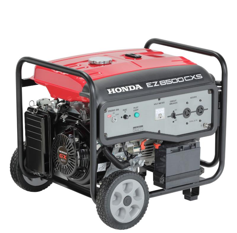 Máy phát điện Honda EZ6500CXS R