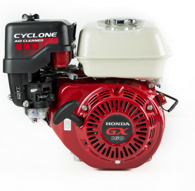 Động cơ dùng xăng Honda GX160T2 QC2