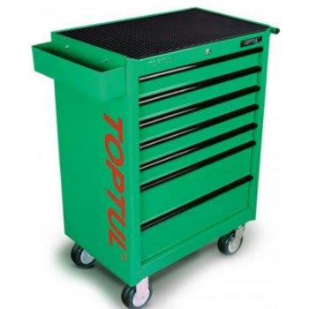 Tủ đựng dụng cụ 7 ngăn 229 chi tiết Toptul GCAJ0008