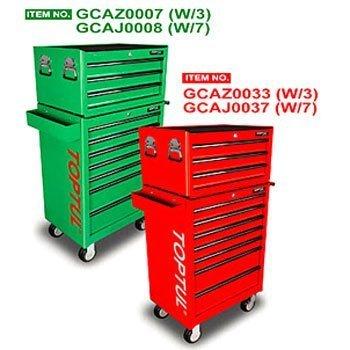 Tủ đựng dụng cụ 3 ngăn 104 chi tiết Toptul GCAZ0033