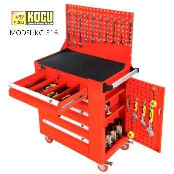 Tủ đựng đồ nghề 5 ngăn Koku KC-316