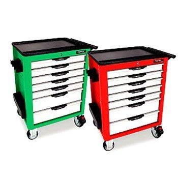 Bộ tủ dụng cụ 7 ngăn màu đỏ 180 chi tiết Toptul GV-18006