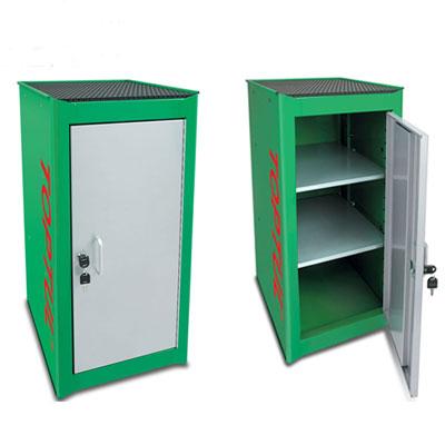 Tủ phụ ghép bên cạnh tủ 7 ngăn màu xanh lá cây TBAG0101